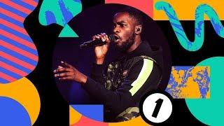Dave   Funky Friday (Radio 1's Big Weekend 2019) | FLASHING IMAGES