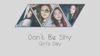 Girl's Day - Don't Be Shy