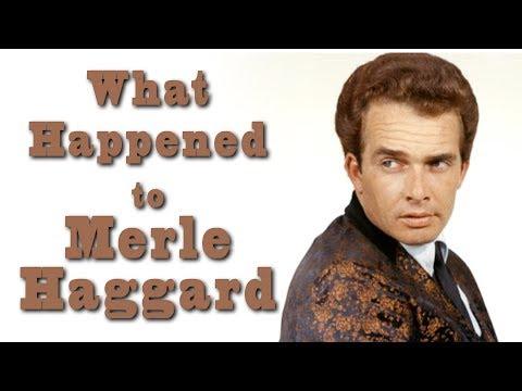 What happened to MERLE HAGGARD?