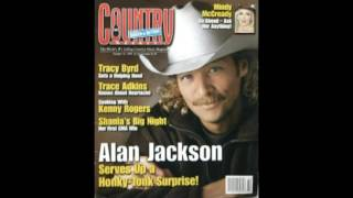 Alan Jackson  - Hole In The Wall.