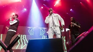 2 Chainz, Gucci Mane, Migos V 103 Atlanta Performance | Canon5DMKIV