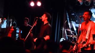 Anti-Flag live @ The Bald Faced Stag, Sydney 28 December 2012, 2 of 3