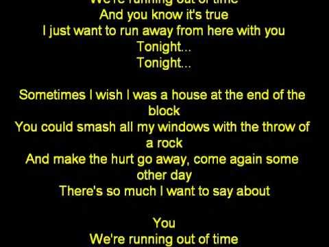 Weezer- RUN AWAY (LYRICS)