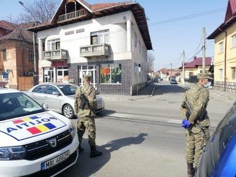 Percheziții cu armata în cartierele Bereasca și Mimiu din Ploiești
