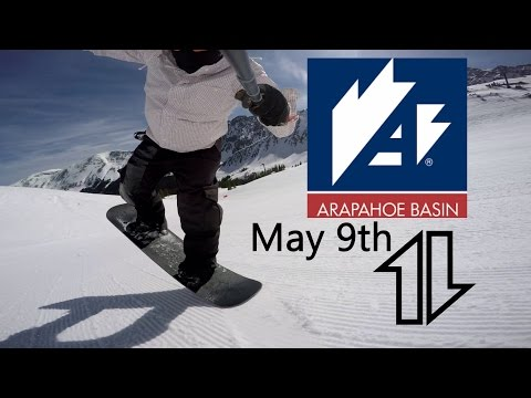 Snowboarding A-Basin / Slope Surfer / Product Reviews