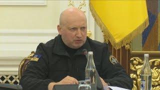РНБО України одноголосно підтримала пропозицію ввести воєнний стан строком на 60 діб