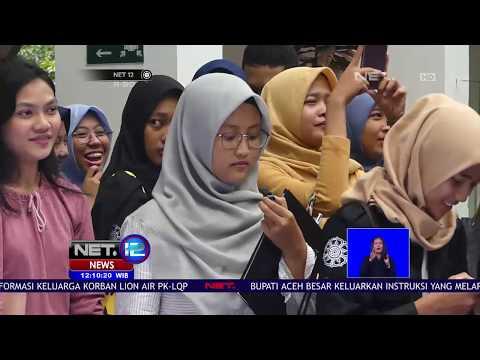 Puluhan Mahasiswa UGM Gelar Aksi Simpatik Terkait Kasus Pelecehan Seksual   NET12