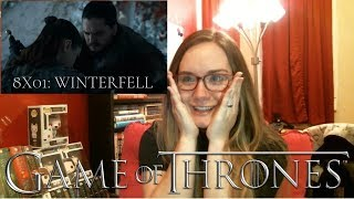 Game of Thrones 8x01 Reaction | Winterfell