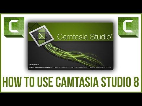 Camtasia Studio tutorial