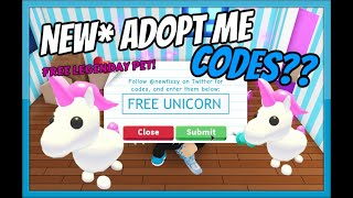 Adopt Me Codes at Next New Now Vblog