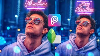 neon photo editing in snapseed - मुफ्त ऑनलाइन