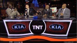 Charles Barkley & Paul Pierce REACT to East Final GM 4 Raptors def. Bucks 120-102 to tied 2-2 series