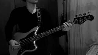 Bauhaus - Double Dare (Bass Cover)