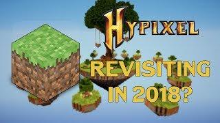 Revisiting Popular Minecraft Servers In 2018