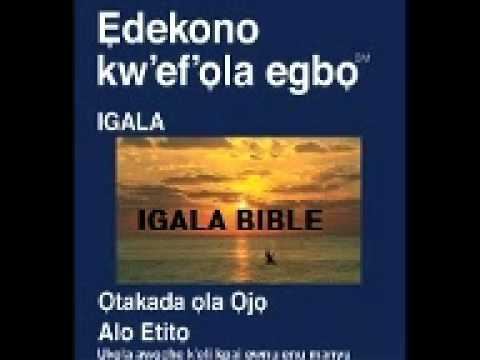 IGALA AUDIO BIBLE MATHEW