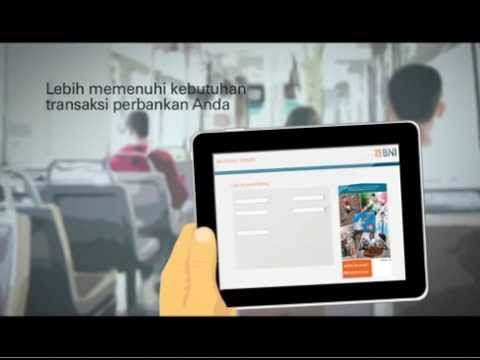 New BNI Internet Banking
