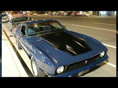 Video of '71 Mustang Mach 1 - QIJW