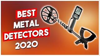 Best Metal Detectors 2020