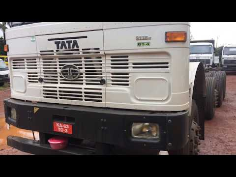 TATA LPT 3118c | BS4 MODEL | LPT 3118 COWL CHASSIS VEHICLE REVIEW