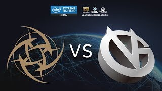 NiP vs. ViCi - Map 3 Mirage - Round 5 - Challenger Stage - Major IEM Katowice 2019