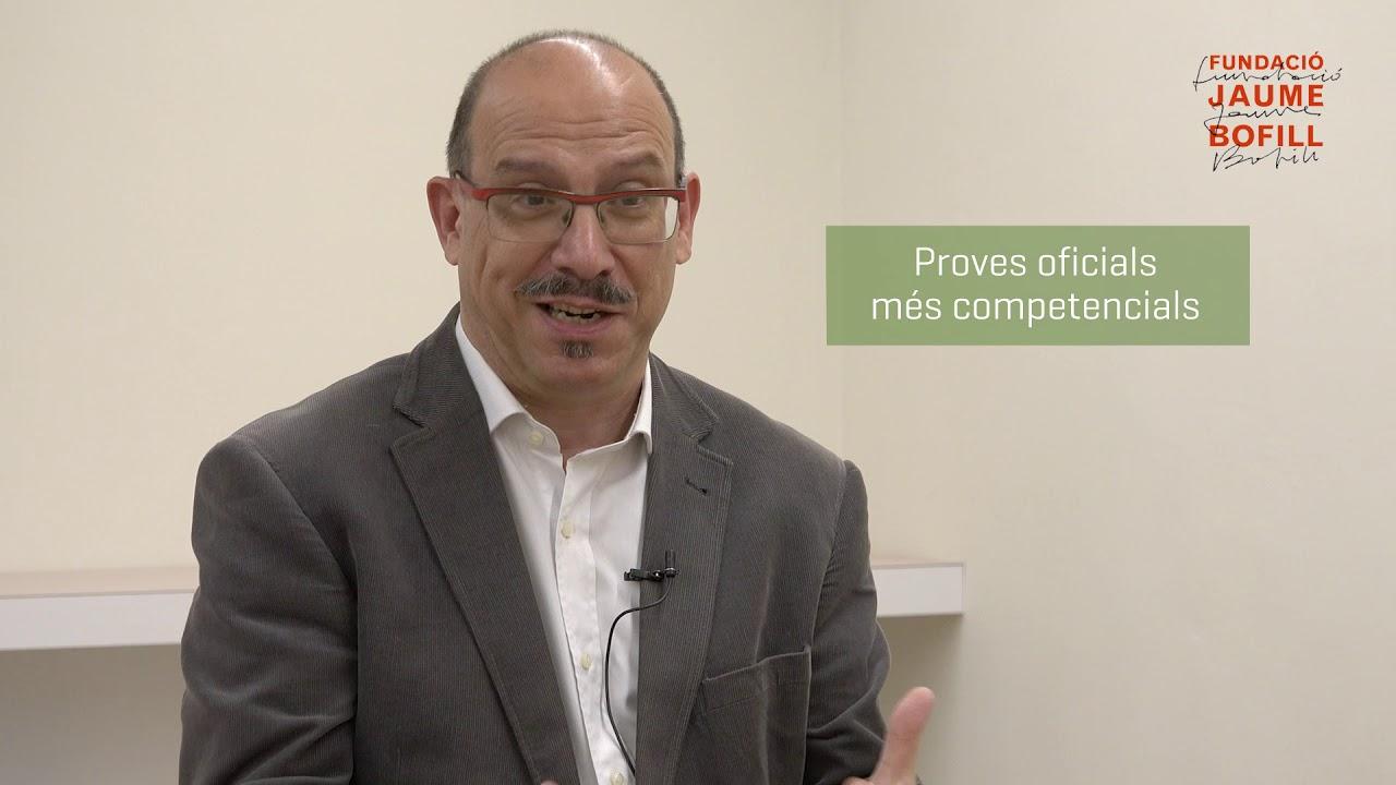 El poder de l'avaluació formativa i per competència - Carles Monereo