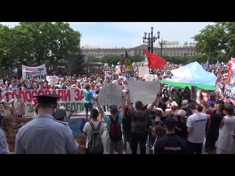 """""""Москва, уходи!"""" Грядет ли деколонизация России?"""