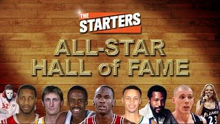 All-Star Hall Of Fame - The Starters - Video Youtube