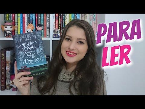 RESENHA | ARISTÓTELES E DANTE DESCOBREM OS SEGREDOS DO UNIVERSO | Patricia Lima