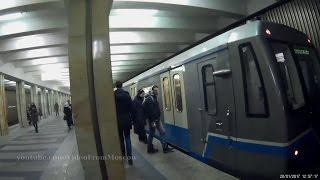 Вход на станцию метро Щукинская