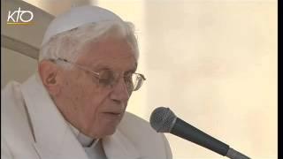 Dernière audience générale de Benoît XVI