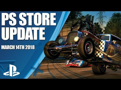 PlayStation Store Highlights – 14th March 2018