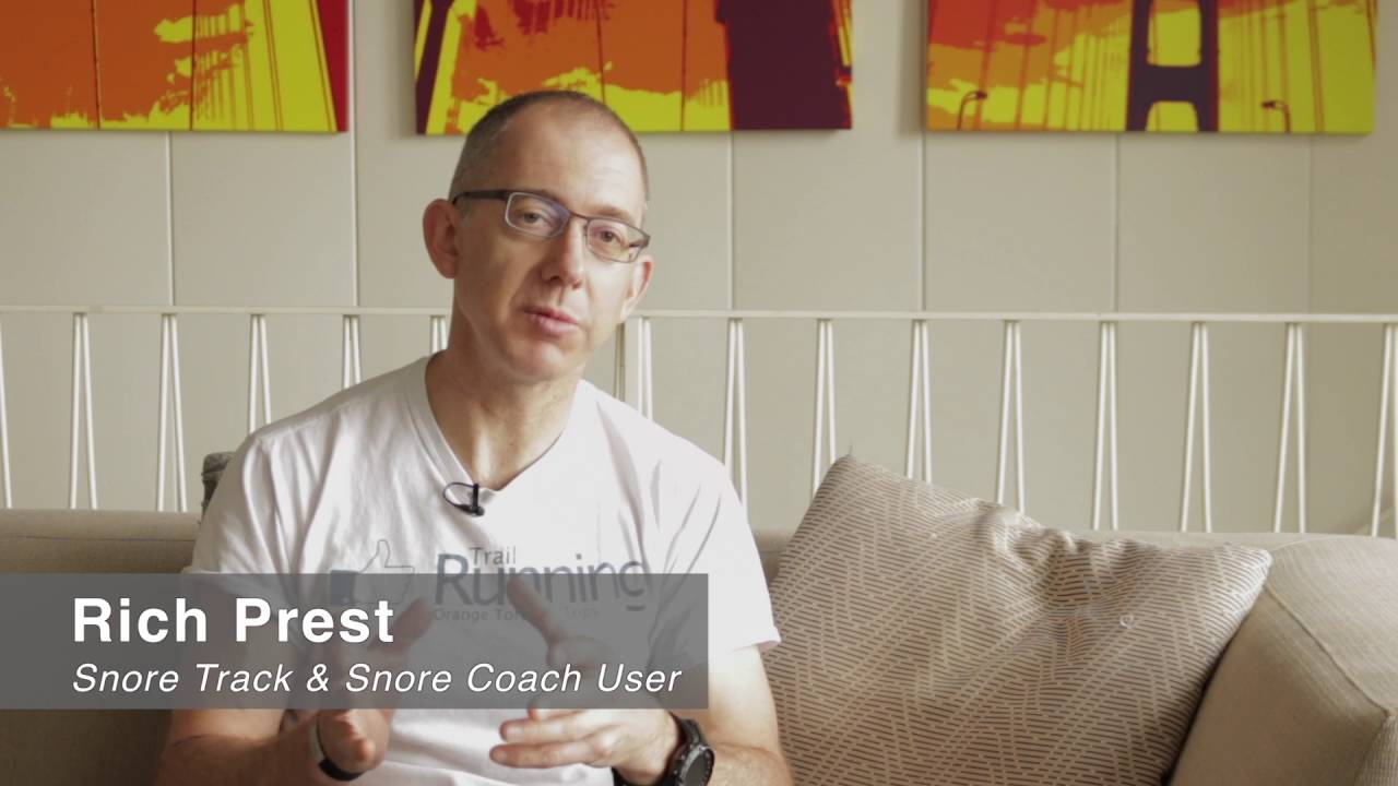 Kickstarter Video For Snore Track & Snore Coach