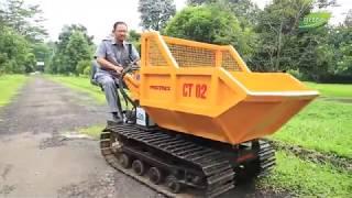 Fastrex Transporter Tandan Buah Segar (TBS) Kelapa Sawit