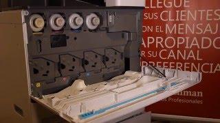 Ricoh MP C3003/C3503/C4503/C5503/C6003 - Cambio de Tóner