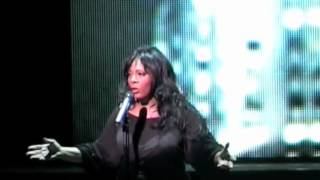 DONNA SUMMER BE MYSELF AGAIN LIVE 2009