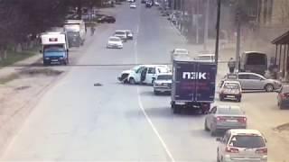 ДТП и аварии. Жесть на дороге. Видео #2