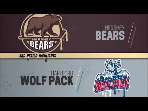 Bears vs. Wolf Pack   Feb. 27, 2019