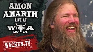 Amon Amarth   3 Songs   Live At Wacken Open Air 2014