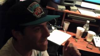 STUDIO FREESTYLE W/ CHIDDY + JARED EVAN