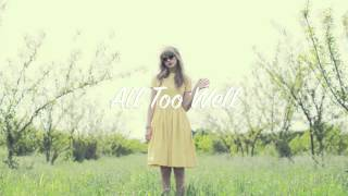 All Too Well by Taylor Swift Instrumental/Karaoke/Lyrics (in description)
