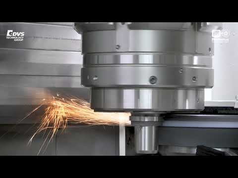 ML235 External and Internal machining in one clamping - Buderus Schleiftechnik