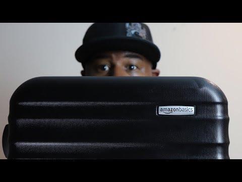 AmazonBasics Premium Hardside Spinner Carry-On: Basically Bamboozled!