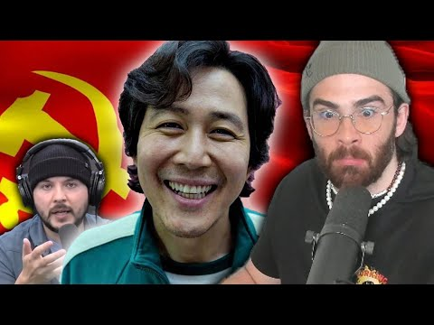 Is Squid Game Actually About COMMUNISM??
