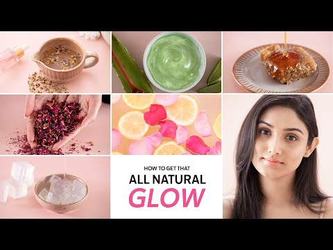 SECRET INGREDIENTS for Naturally GLOWING SKIN!