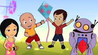 Mighty Raju - Aryanagar Kite Festival | आर्यनगर पतंग महोत्सव | Sankranti Special | Fun Kids Videos