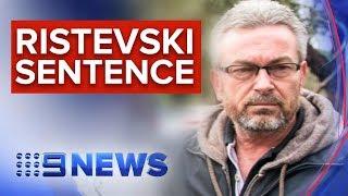 Borce Ristevski jailed for 9 years for killing wife Karen | Nine News Australia