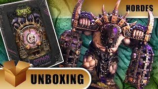 Unboxing: Hordes - Grymkin: The Wicked Harvest Core Box Set