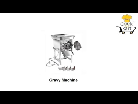 Gravy Machine Regular With Hammer 1.25