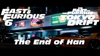 GTA5   Fast And Furious 6 Ending Scene (Tokyo Drift The End Of Han)