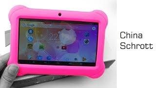 """#ChinaSchrott - 24€ Q88H Kids 7"""" Tablet PC - gekauft - getestet - GiveAway =) - Moschuss.de"""